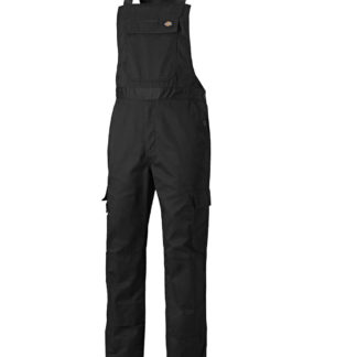 Dickies Everyday Bib and Brace (Black)