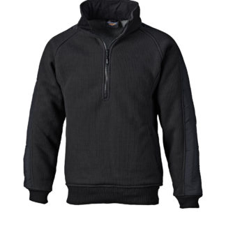 Dickies Eisenhower Fleece Pullover (Black)