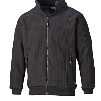Dickies Eisenhower Zip Thru Fleece Pullover
