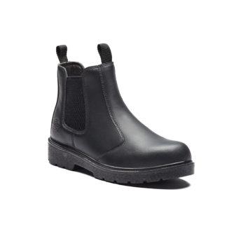 Dickies Dealer Super Safety Boots (Black)