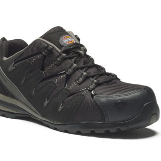 Dickies Tiber Safety Trainers (Black)