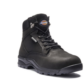 Dickies Corbett Women's Safety Boots (Black)