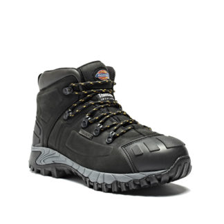 Dickies Medway Super Safety Hiker Boots (Black)