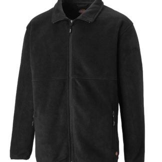 Dickies Oakfield Fleece Jacket (Black)
