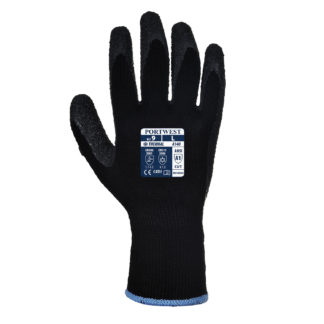 Thermal Grip Gloves (Black)