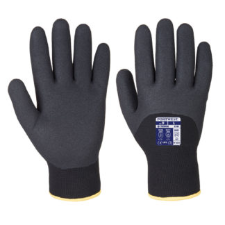 Arctic Winter Gloves (Black)