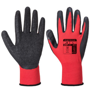 Flex Grip Latex Gloves