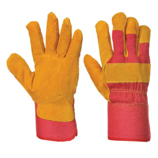 Fleece Lined Rigger Gloves