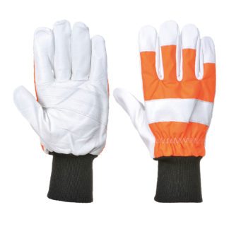 Oak Chainsaw Protective Gloves (Class 0)