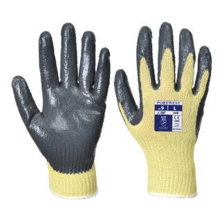 Cut 3 Nitrile Grip Gloves