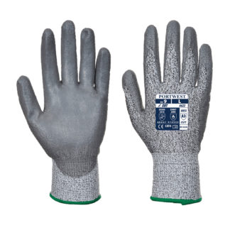 Cut PU Palm Gloves