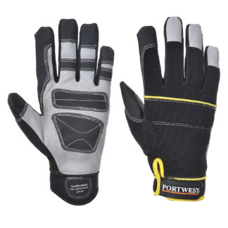 Tradesman – High Performance Gloves (Black)