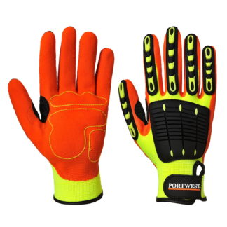 Anti Impact Grip Gloves