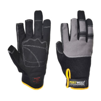 Powertool Pro - High Performance Gloves (Black)
