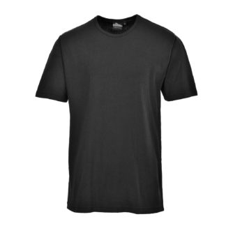 Thermal T-Shirt Short Sleeve (Black)