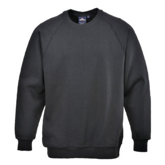 Roma Sweatshirt (Black)
