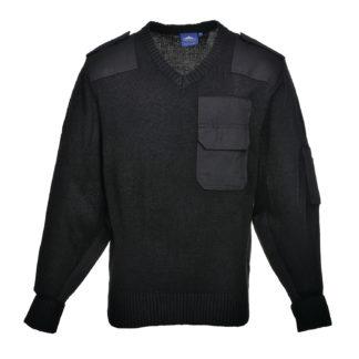 Nato Sweater (Black)