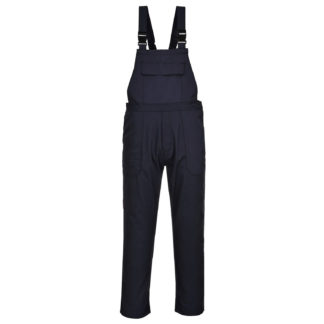 Bizweld Bib and Brace (Navy)