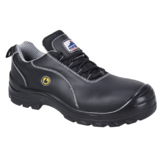 Portwest Compositelite ESD Leather Safety Shoes S1