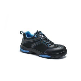 Portwest Compositelite Operis Shoes S3 HRO (Black/Blue)