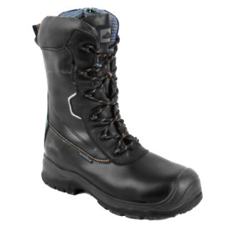Portwest Compositelite Traction 10 inch (25cm) Safety Boots S3 HRO CI WR