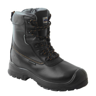 Portwest Compositelite Traction 7 inch (18cm) Safety Boots S3 HRO CI WR