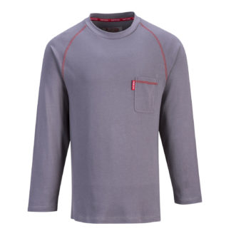 Bizflame FR Crew Neck (Grey)