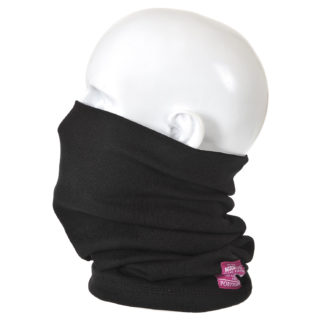 Flame Resistant Anti-Static Neck Tube (Black)