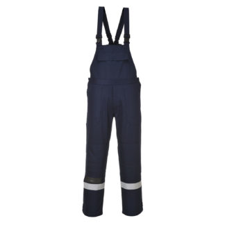Bizflame Plus Bib and Brace (Navy)