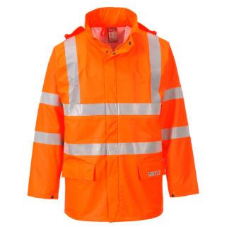 Sealtex Flame FR Hi-Vis Jacket (Orange)
