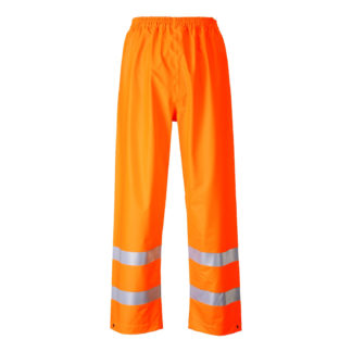 Sealtex Flame FR Hi-Vis Trousers (Orange)
