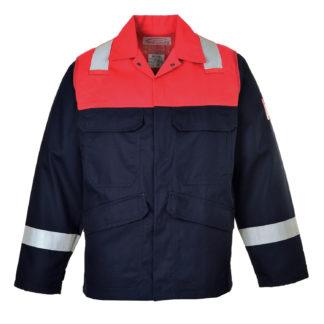 Bizflame Plus Jacket (Navy/Red)