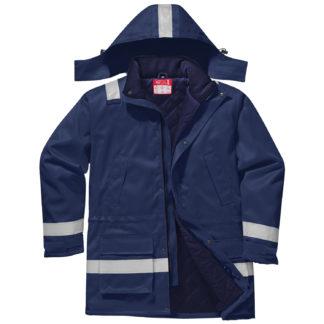 FR Anti-Static Winter Jacket (Navy)