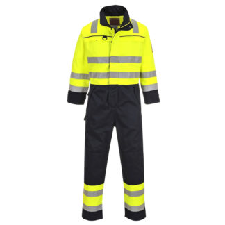 Hi-Vis Multi-Norm Coverall