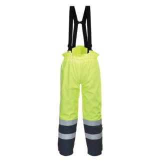Bizflame Multi Arc Hi-Vis Trousers