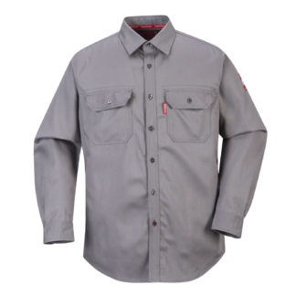 Bizflame 88/12 FR Shirt (Grey)