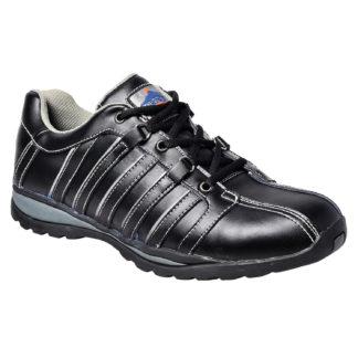 Steelite Arx Safety Trainers S1P HRO (Black)