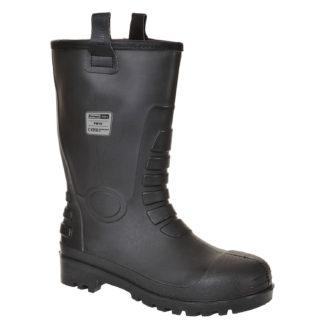 Neptune Rigger Boots S5 CI (Black)