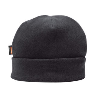 Fleece Hat Insulatex Lined (Black)