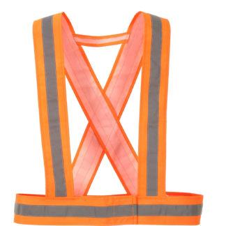Hi-Vis Strap (Orange)