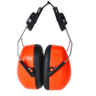 Endurance HV Ear Protector (Orange)