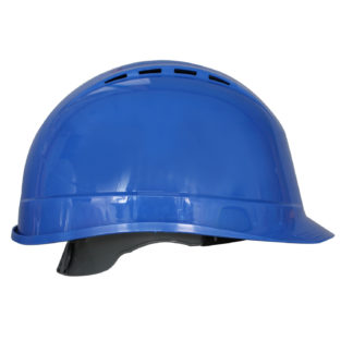 Arrow Safety Helmet (Blue)