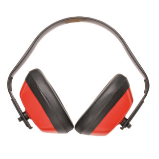 Classic Ear Protector (Red)