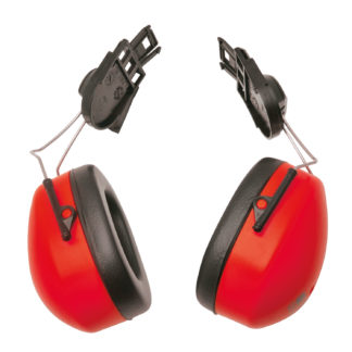 Clip-On Ear Protector (Red)