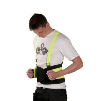 Hi-Vis Support Belt