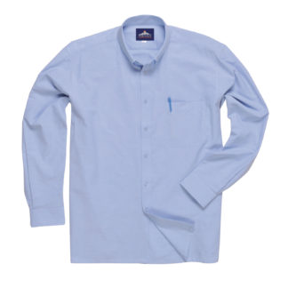 Easycare Oxford Shirt, Long Sleeves
