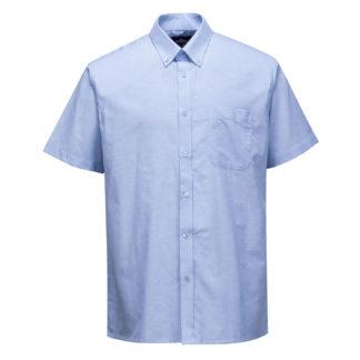 Easycare Oxford Shirt, Short Sleeves