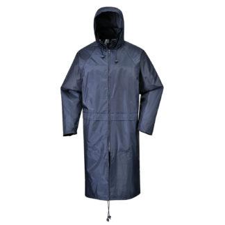 Classic Adult Rain Coat (Navy)