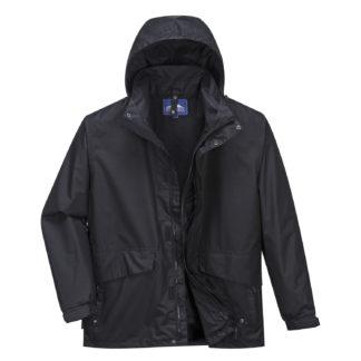 Argo 3 in 1 Jacket (Black)