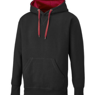 Dickies Two Tone Hooded Pullover (Black)